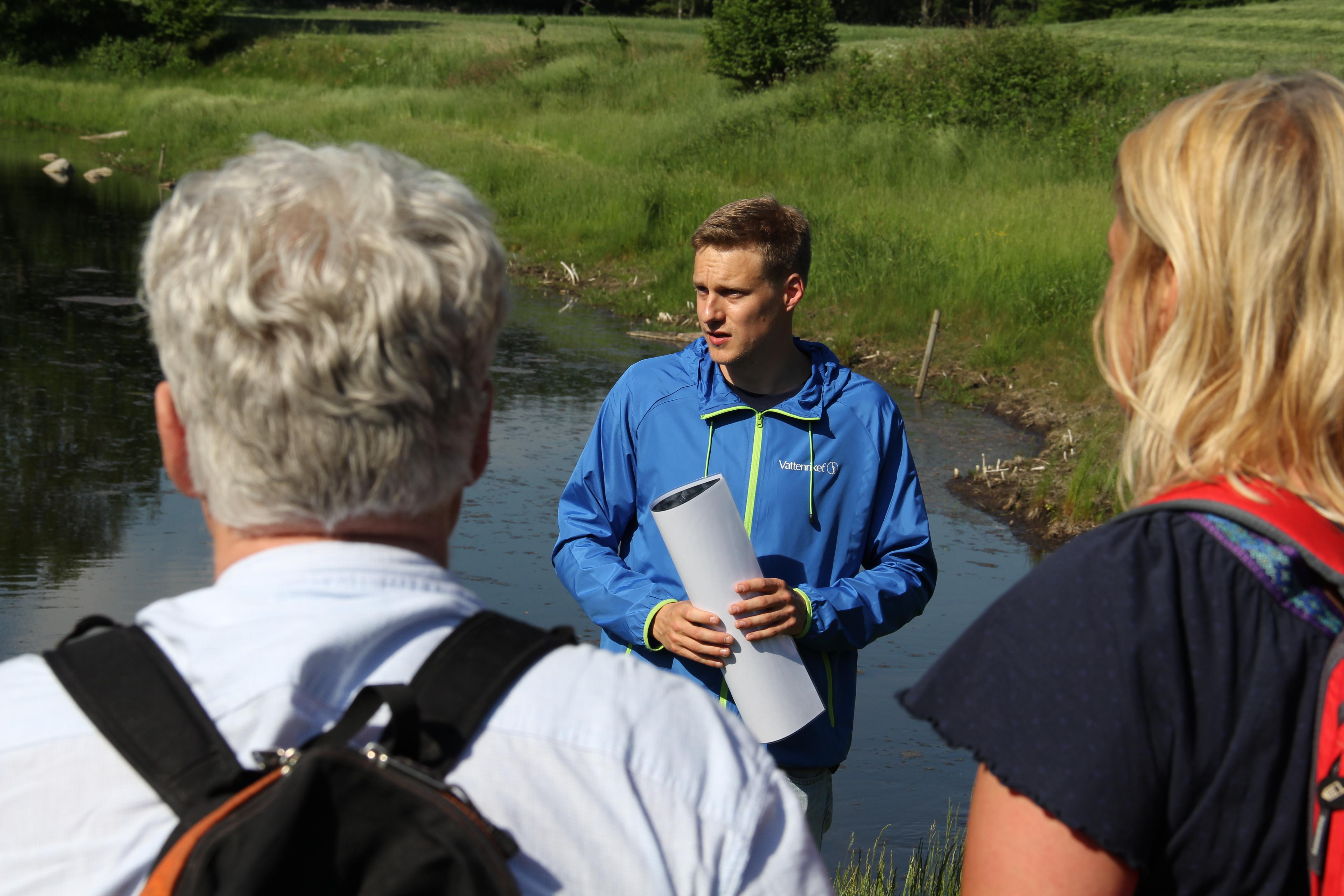 Biosfärambassadörsutbildning Håkan Östberg