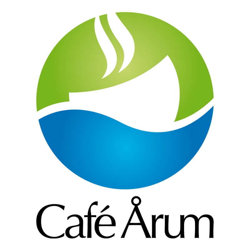 Café Årum logga