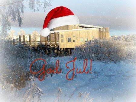 God Jul önskar Vattenriket
