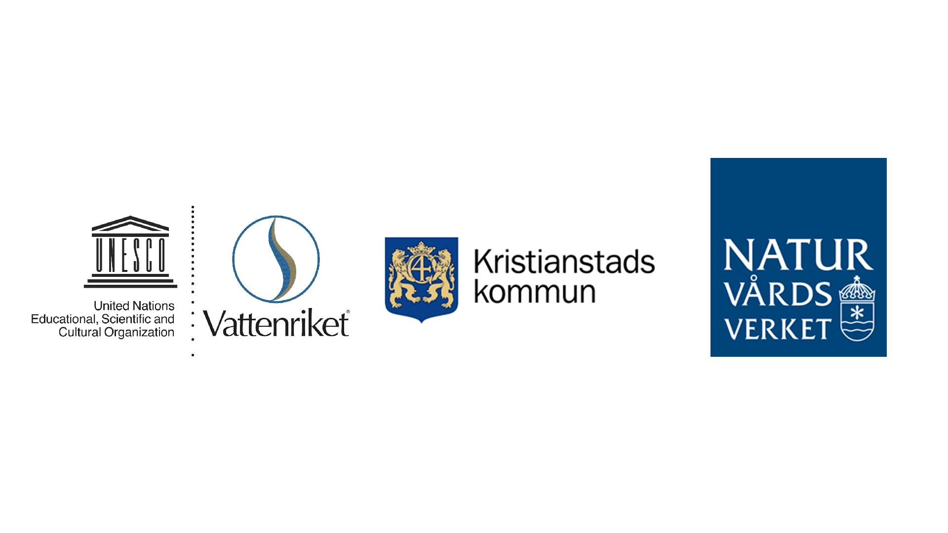 Unesco, Kristianstads kommun och Naturvårdsverket