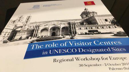 Unescokonferens I Palermo Foto: Karin Magntorn