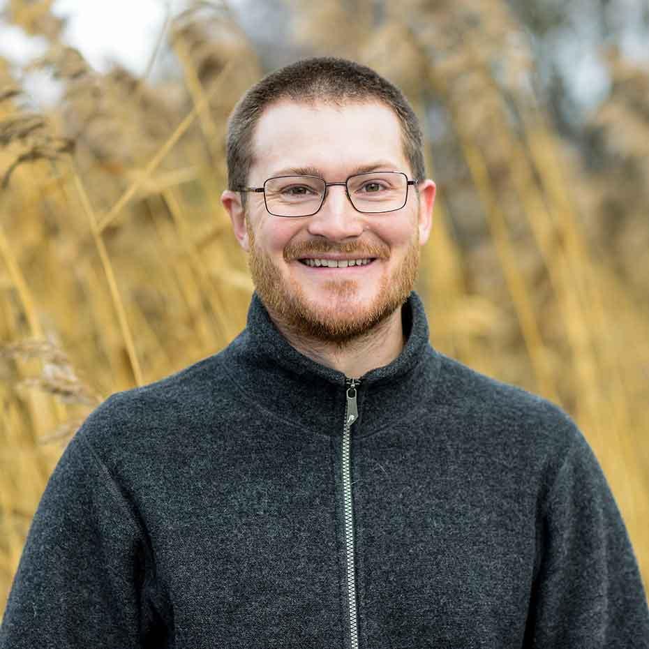 Dan Gerell, ekolog biosfärkontoret