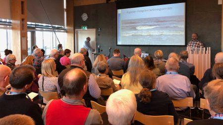 Konferens Om Brunifiering På Naturum Vattenriket. Foto: Åsa Pearce