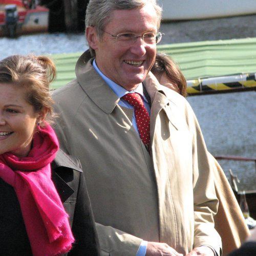Kronprinsessan På Flottfärd I Vildmarken 2008