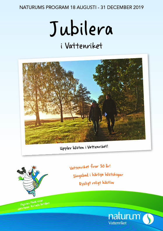 Naturums höstprogram 2019