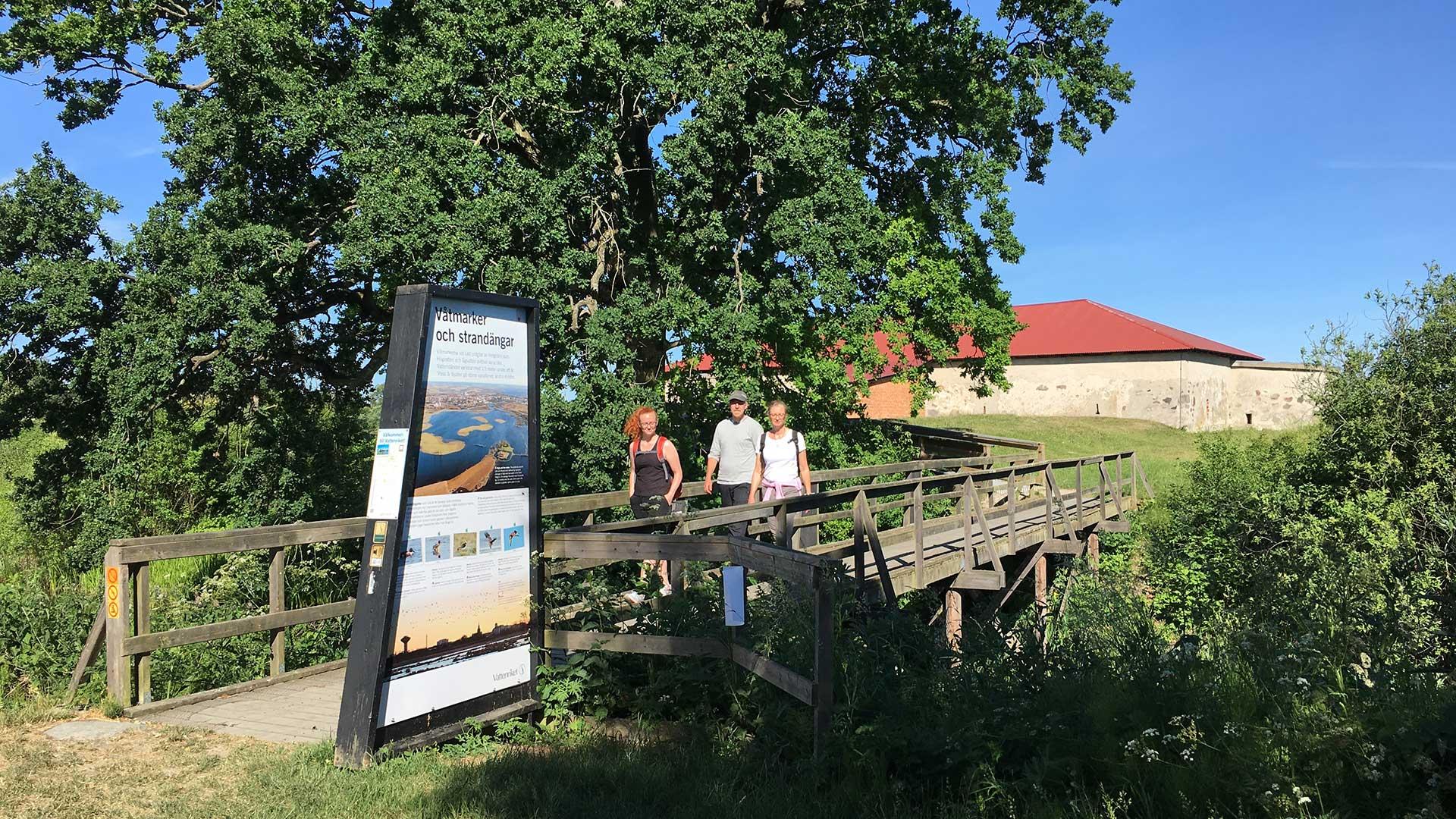 Lillö längs Linnérundan. Foto Ebba Trolle