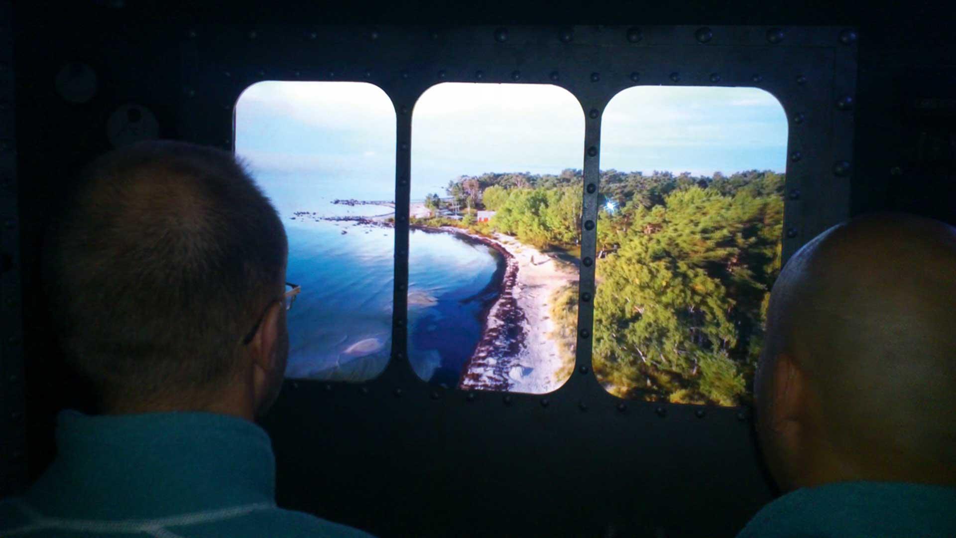 Opteryxfilmen 2.0 Tog Oss Under Ytan I Havet 2013.