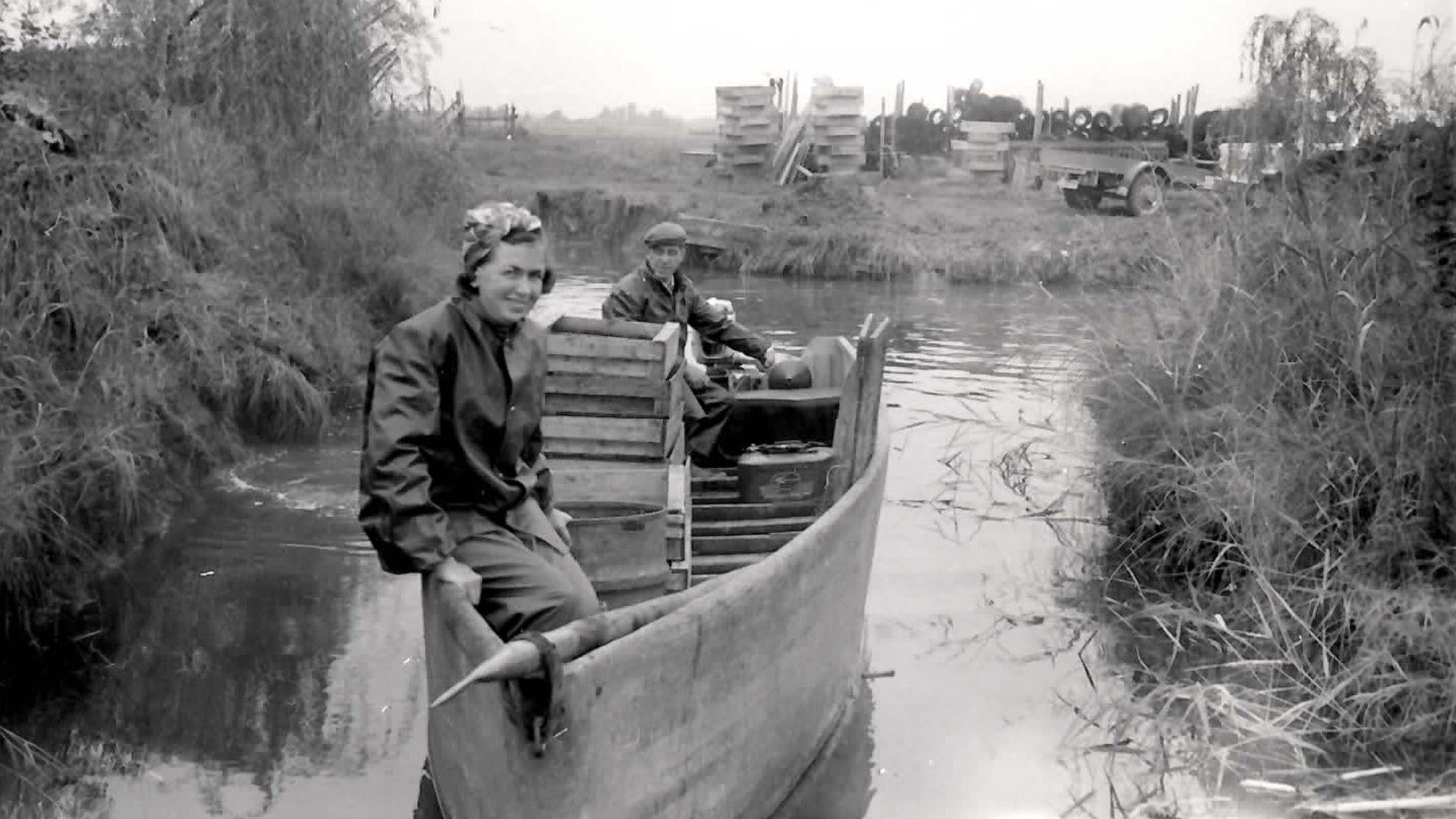 Sista fiskarna på Hammarsjön