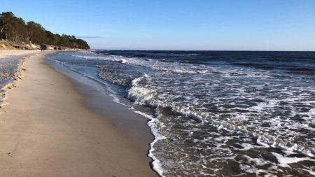 Havet Vid Aspet Foto Karin Magntorn