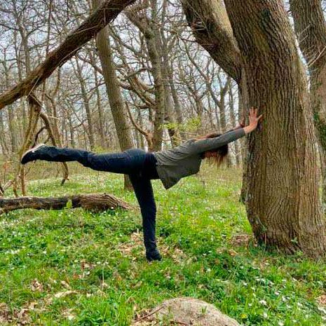 Yoga på Balsberget